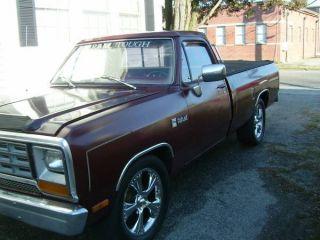 1982 Dodge Pickup 150 Custom - 413 / V8 - - Manual Trans photo
