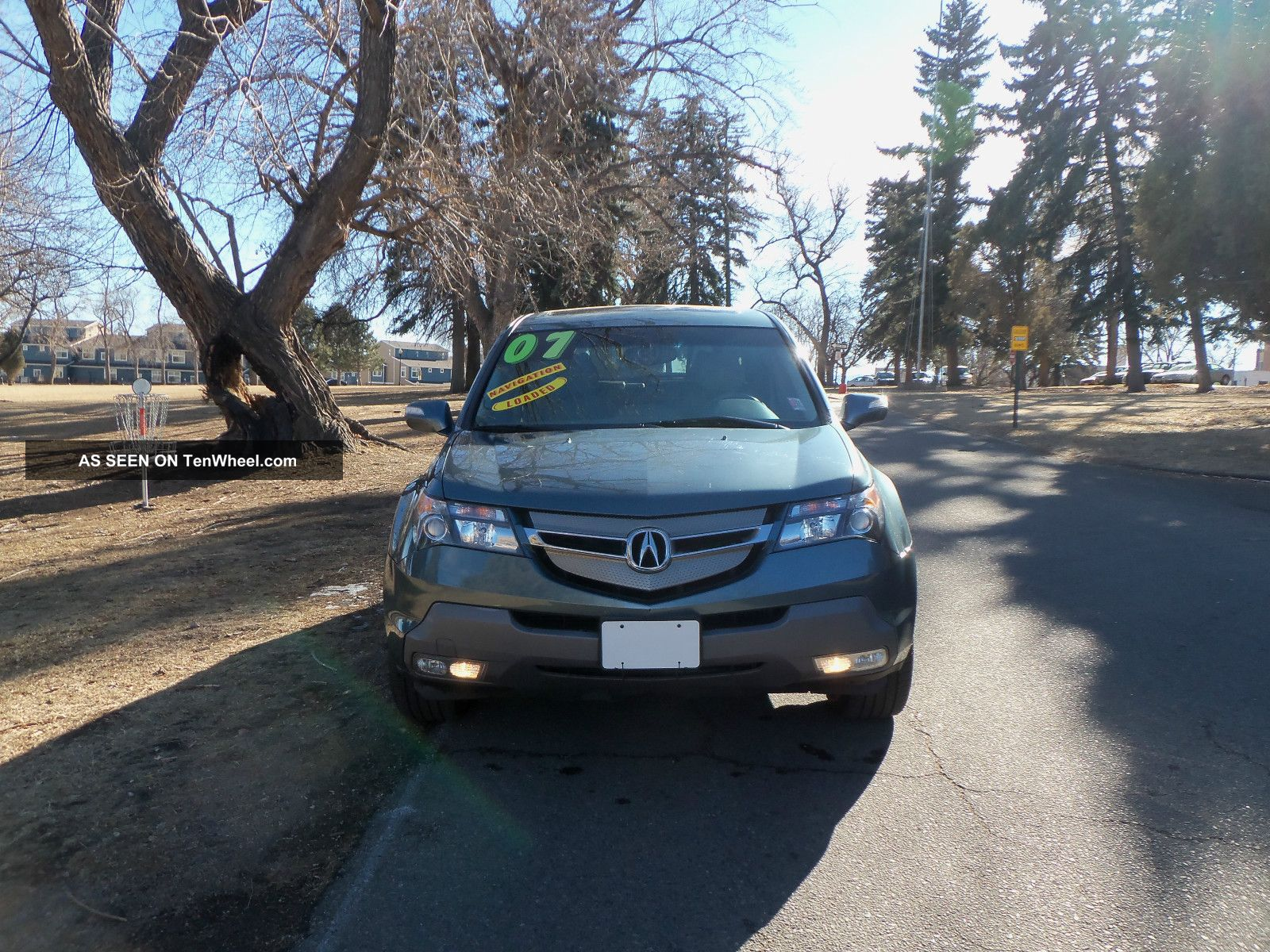 2007 Acura Mdx Sport Package MDX photo