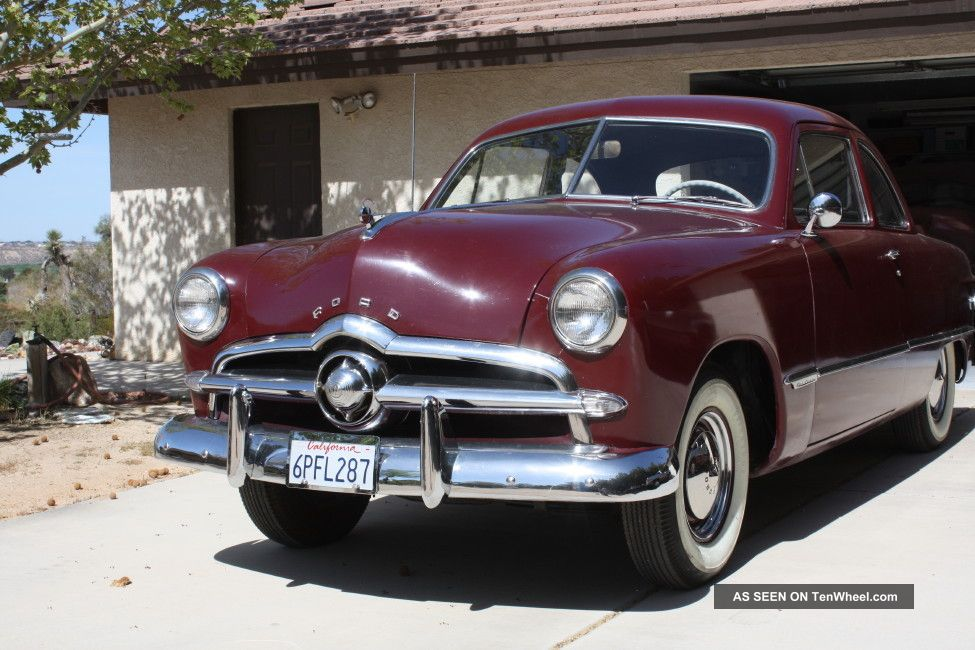 1949 Ford Club Coupe Other photo