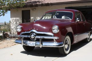 1949 Ford Club Coupe photo