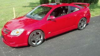 2006 Chevrolet Cobalt Ss Coupe 2 - Door 2.  0l photo