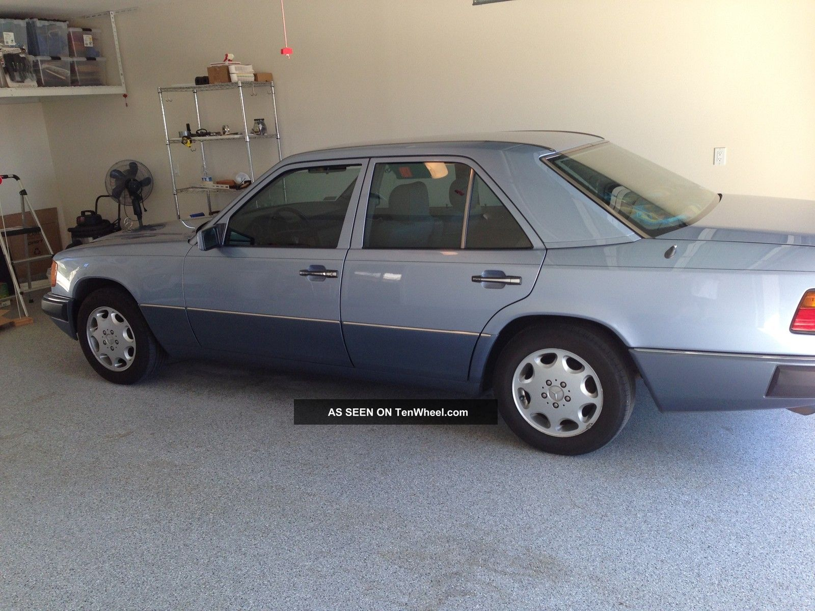 Mercedes benz 1992 400e never modified in any way for 1992 mercedes benz 400e