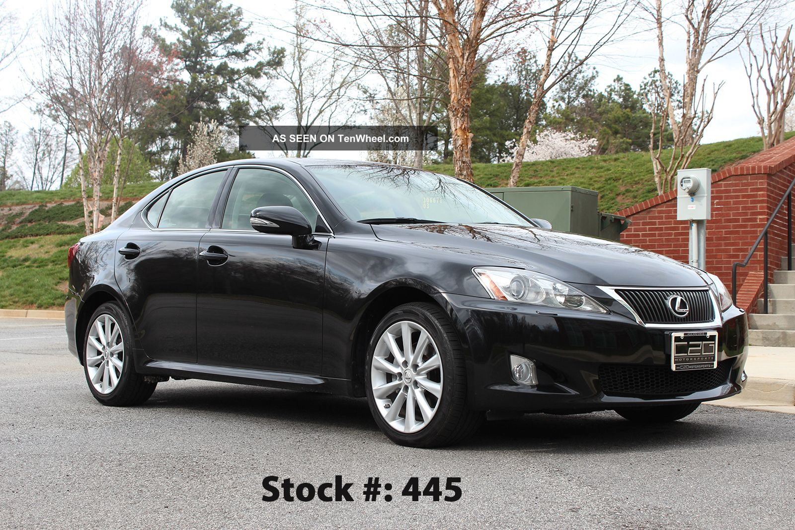 2010 Lexus Is250 Awd W