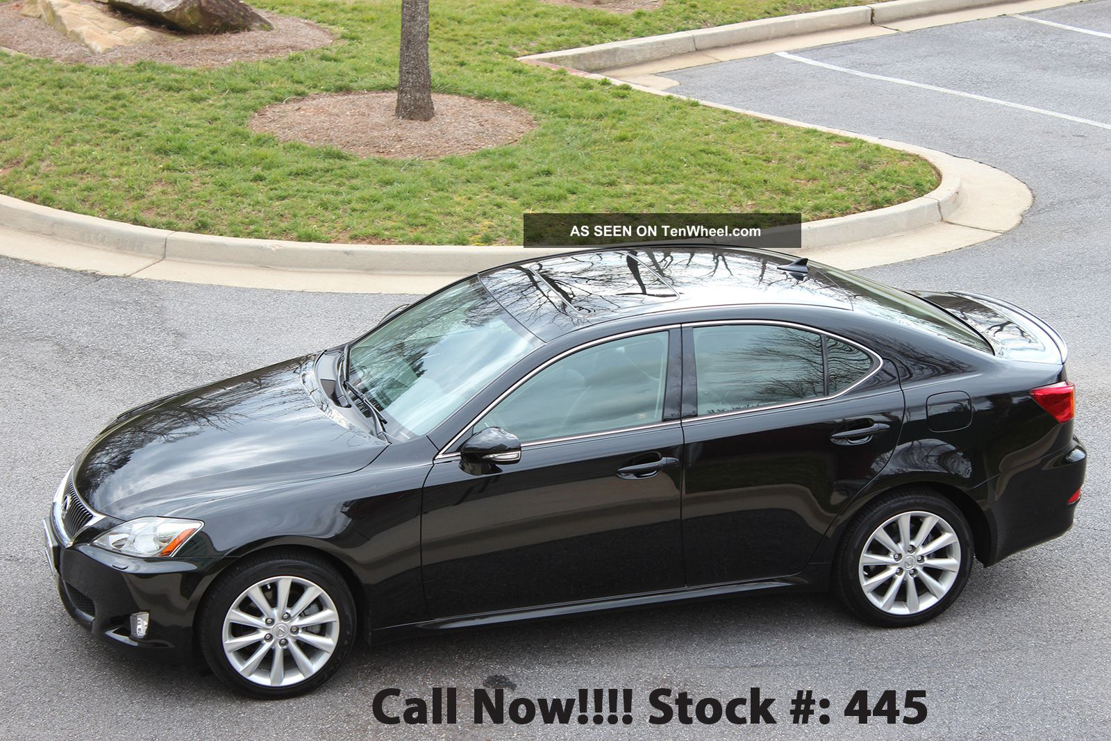 2010 Lexus Is250 Awd W / - IS photo