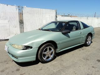 1994 Mitsubishi Eclipse Gs Hatchback 2 - Door 1.  8l, photo