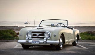 1953 Nash - Healey Roadster photo