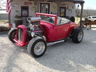 1931 Ford Coupe Roadster,  Hot Rod photo