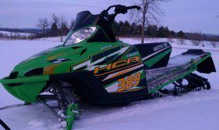 2010 Arctic Cat M8 153 Hcr photo