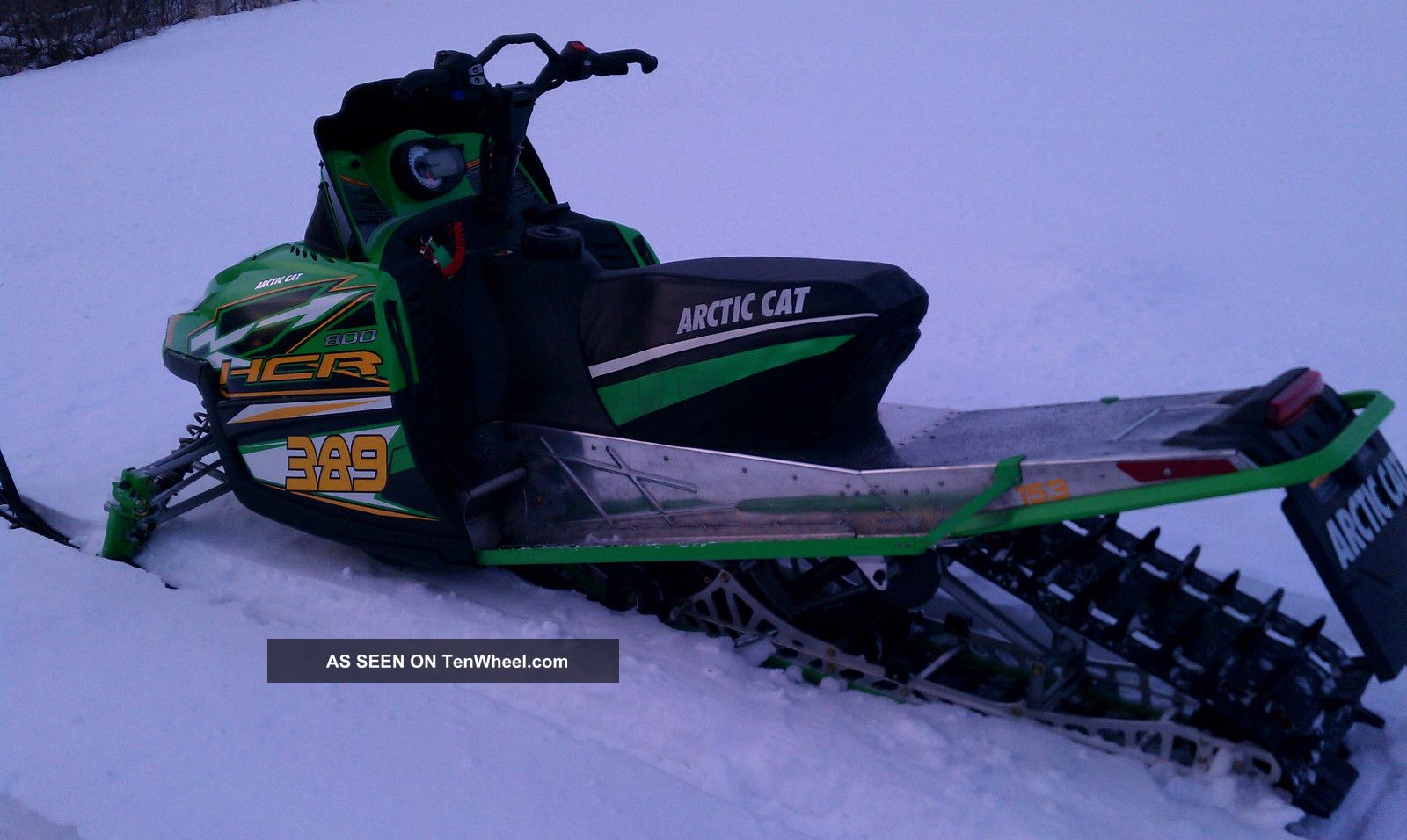 Arctic Cat Z Turbo Problems