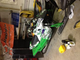 2012 Arctic Cat Sno Pro photo
