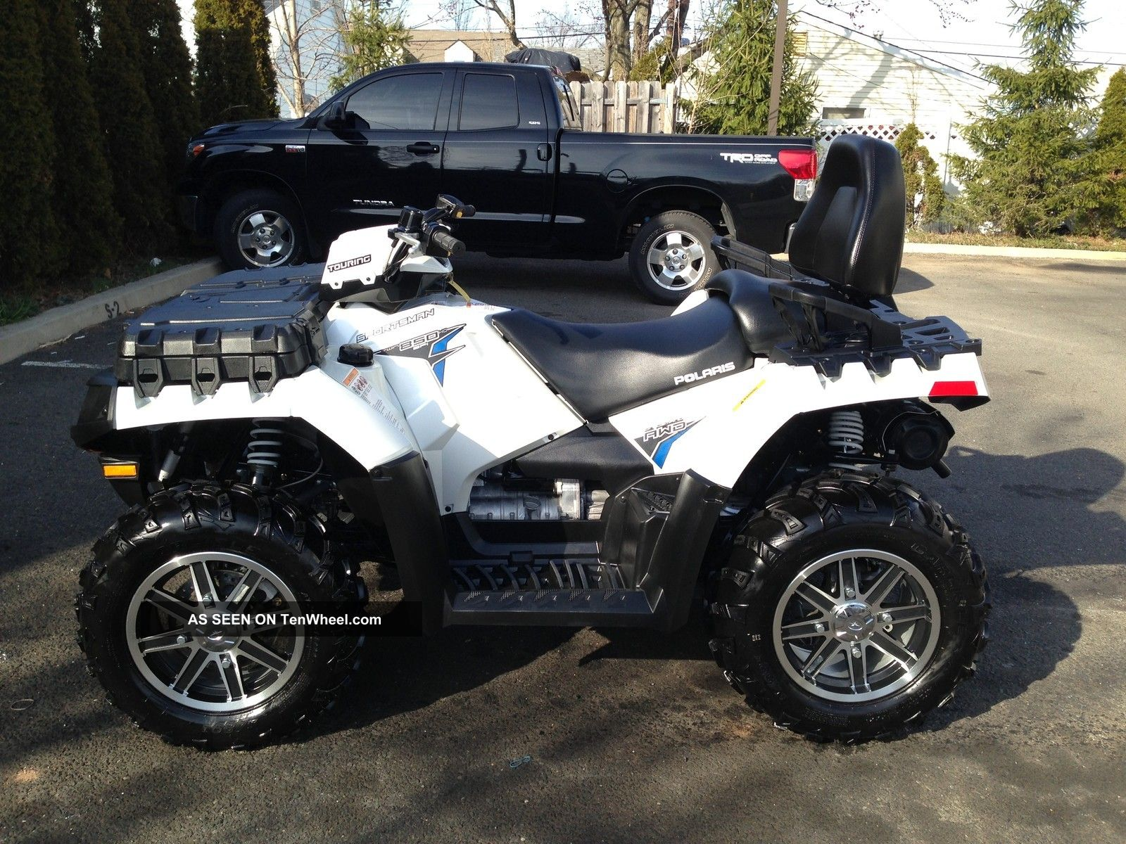 2012 Polaris Sportsman Limited Edition Touring