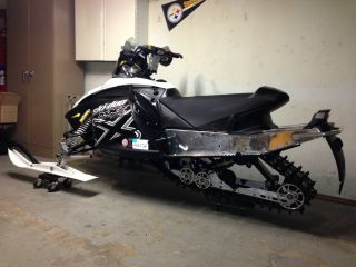 2007 Ski - Doo Mxzx X Rs photo