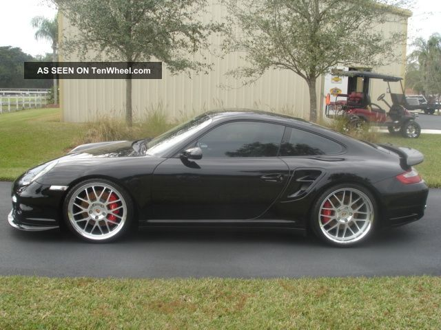 2008 Porsche 997 Turbo Coupe 630hp Champion Motorsports Werkes Pkg. 911 photo