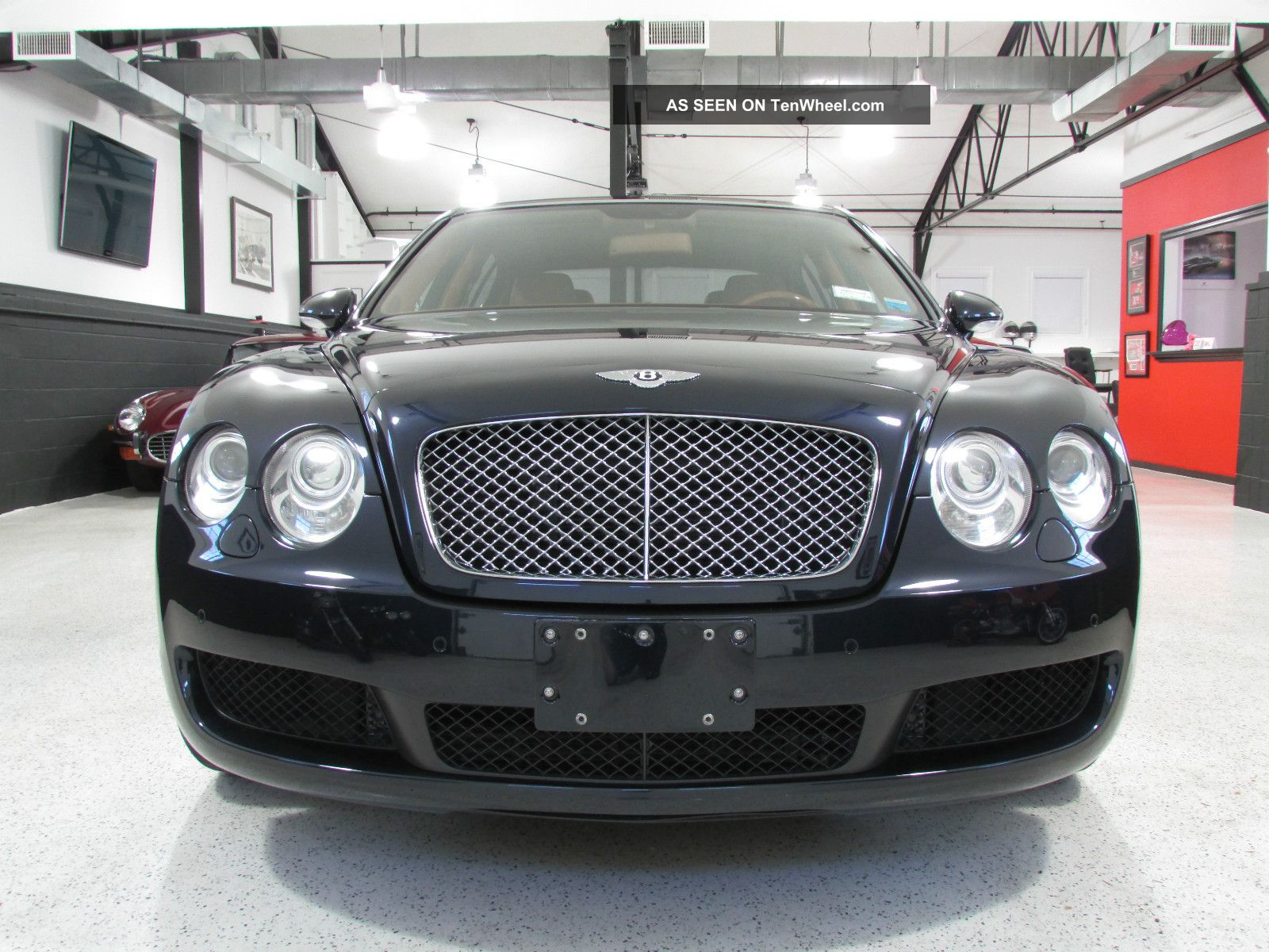2006 Bentley Flying Spur (w12) 552hp Four Door Sedan Continental Flying Spur photo