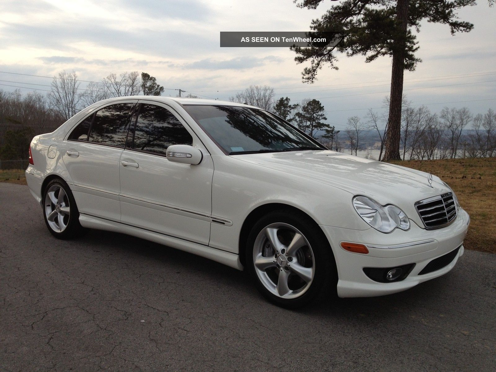 2006 mercedes benz c230 sport sedan 4 door 2 5l