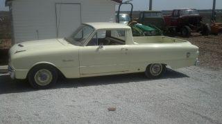 1962 Ford Ranchero photo