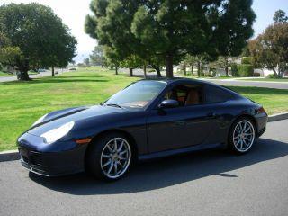 2003 Porsche 911 Carrera 4s - California Title - Stunning And photo