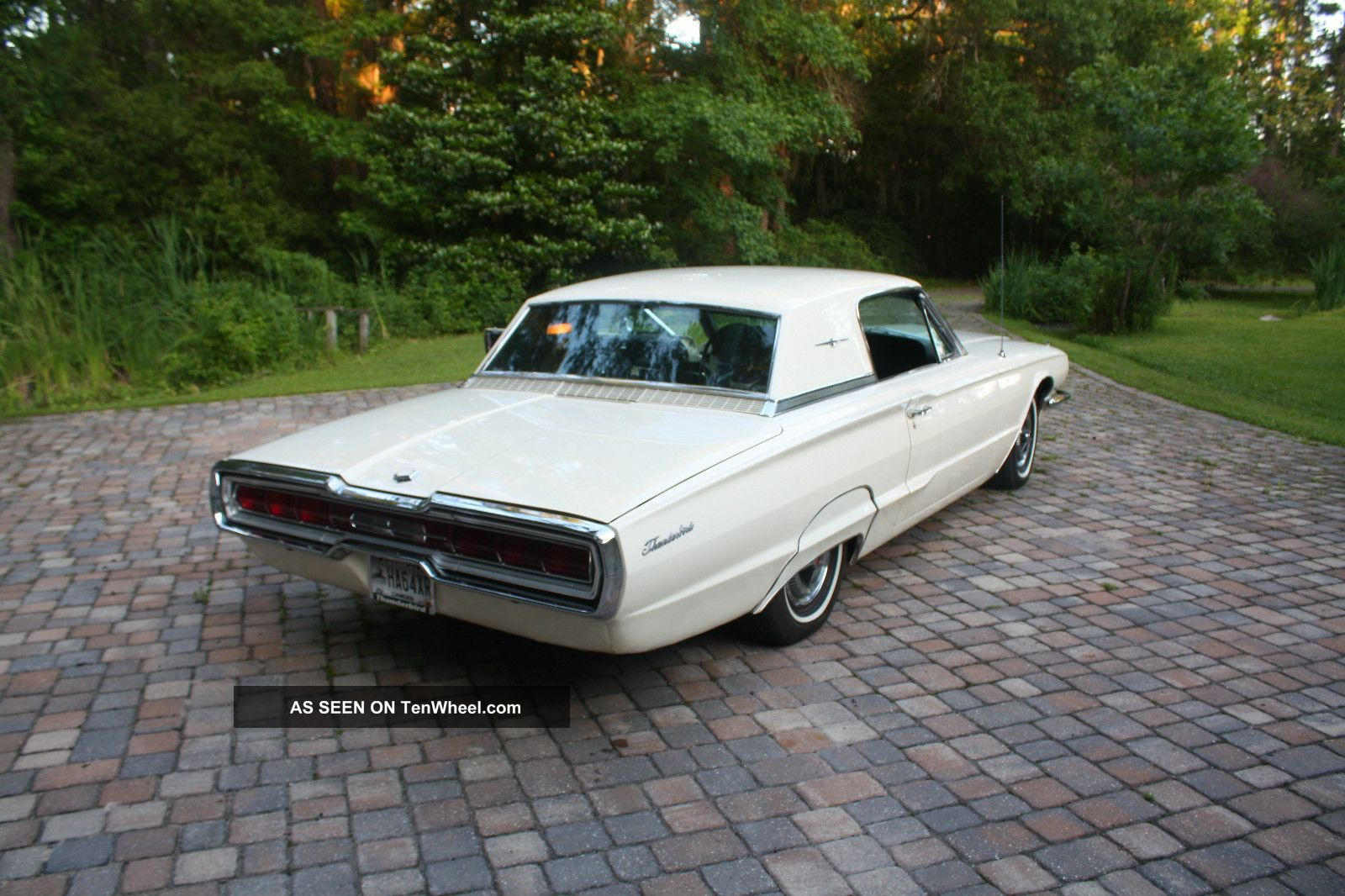 1966 ford thunderbird. Cars Review. Best American Auto & Cars Review