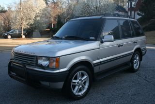 2001 Range Rover Hse 4.  6,  Classic, ,  Runs And Drive,  Will Need Tranny photo