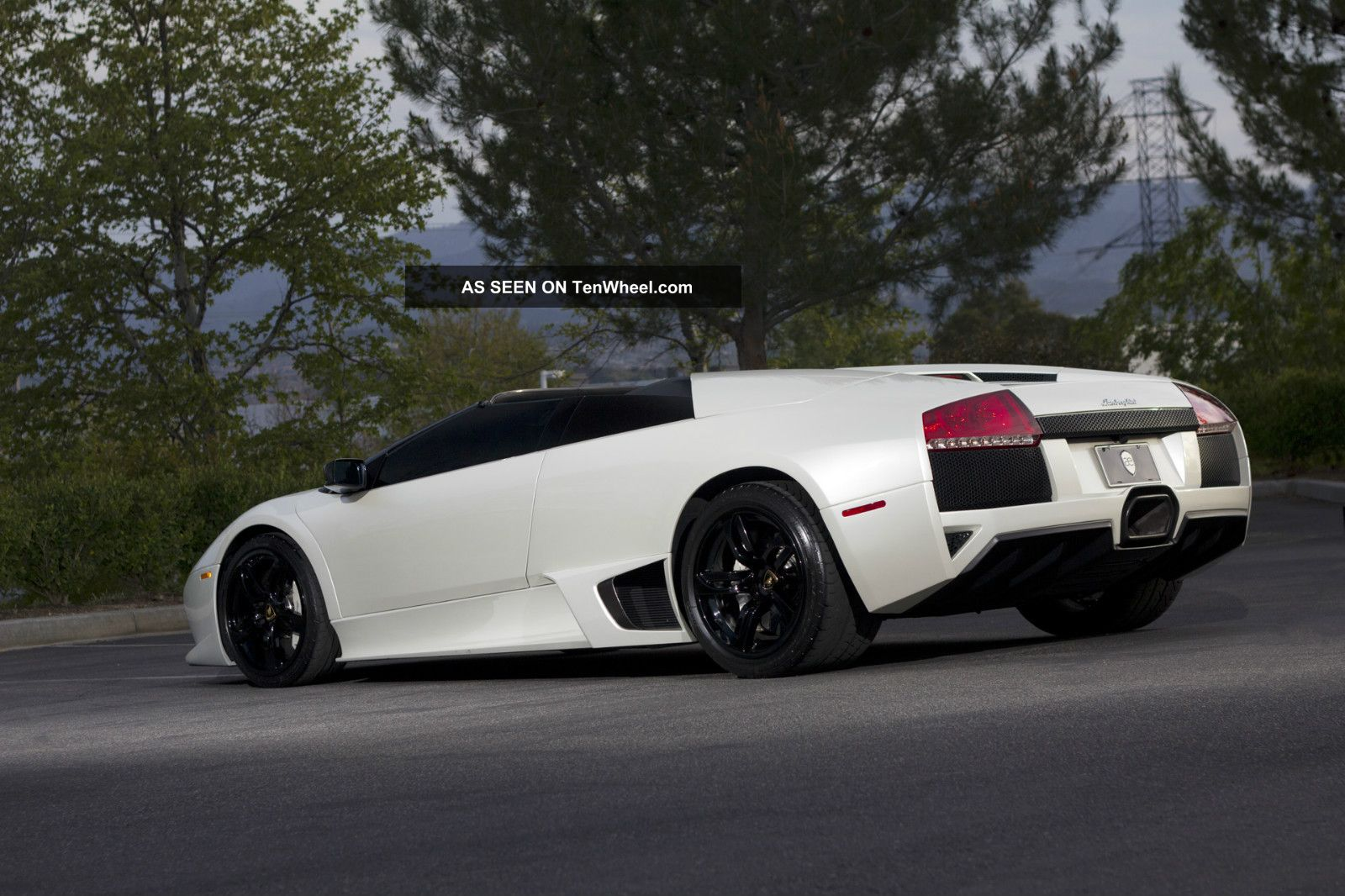 2008 Lamborghini Murcielago Lp640 Convertible 2 Door 6 5l