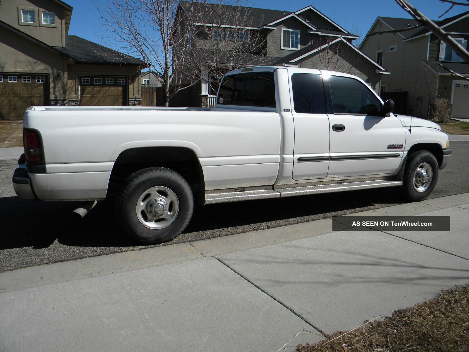2001 dodge ram 2500 cummins turbo diesel. Black Bedroom Furniture Sets. Home Design Ideas