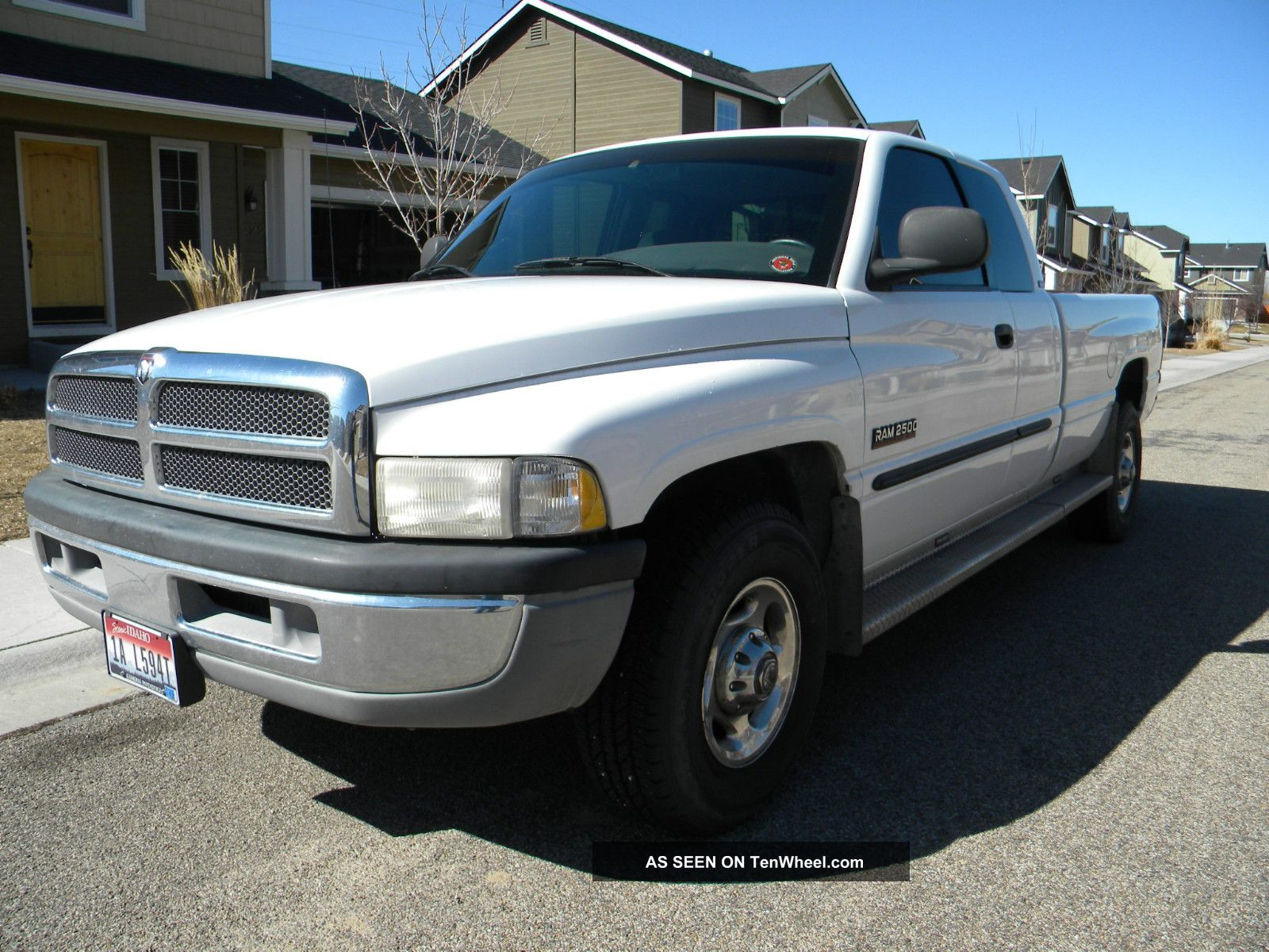 2001 dodge ram 2500 cummins turbo diesel ram 2500 photo 2. Cars Review. Best American Auto & Cars Review