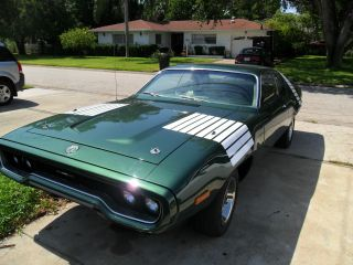 1972 Plymouth Satellite Roadrunner Clone photo