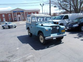 1965 Land Rover Ii 88 photo