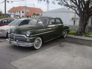 1950 Chrysler Desoto De Doto Custom photo