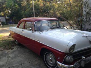 1955 Ford Customline Coupe photo