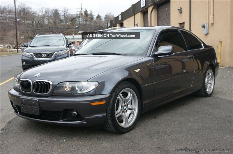 2006 Bmw 330 Ci Manual Coupe Sport 3-Series photo