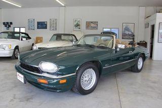 1994 Jaguar Xjs Convertible photo