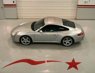 2006 Porsche 911 Carrera 4s Not One Mark,  Ding,  Or Scratch photo