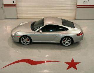 2006 Porsche 911 Carrera 4s Not One Mark,  Ding,  Or Scratch photo