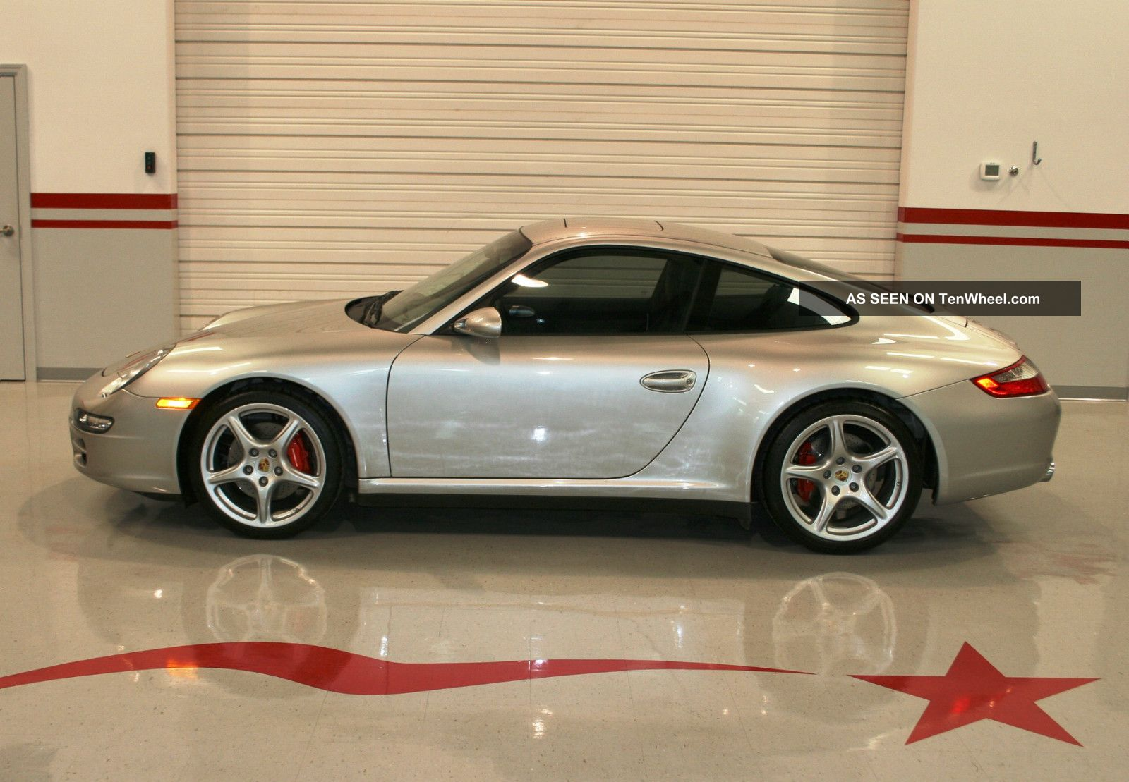 2006 porsche 911 carrera 4s not one mark ding or scratch. Black Bedroom Furniture Sets. Home Design Ideas