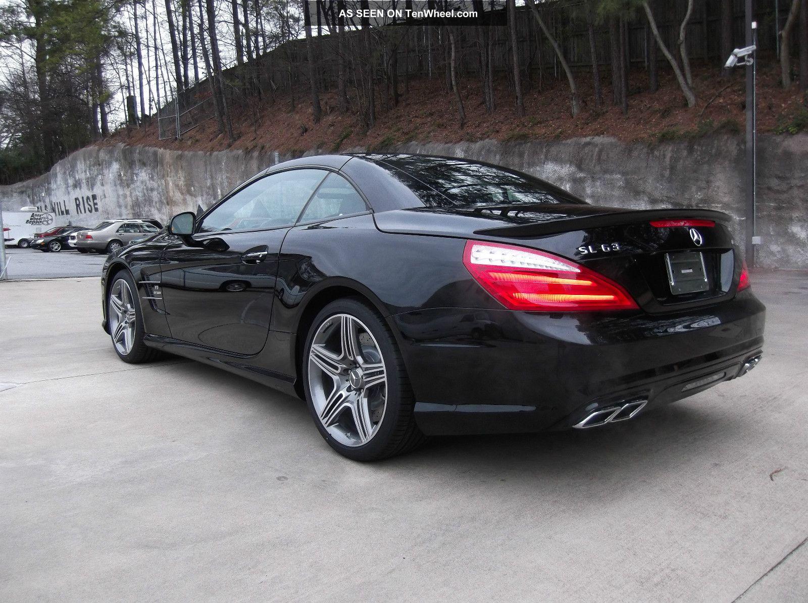 2013 mercedes benz sl63 amg for Mercedes benz amg sl63