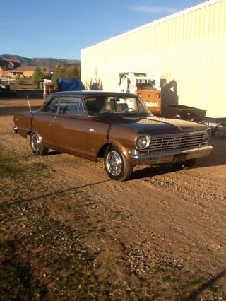 1964 Chevy Nova photo