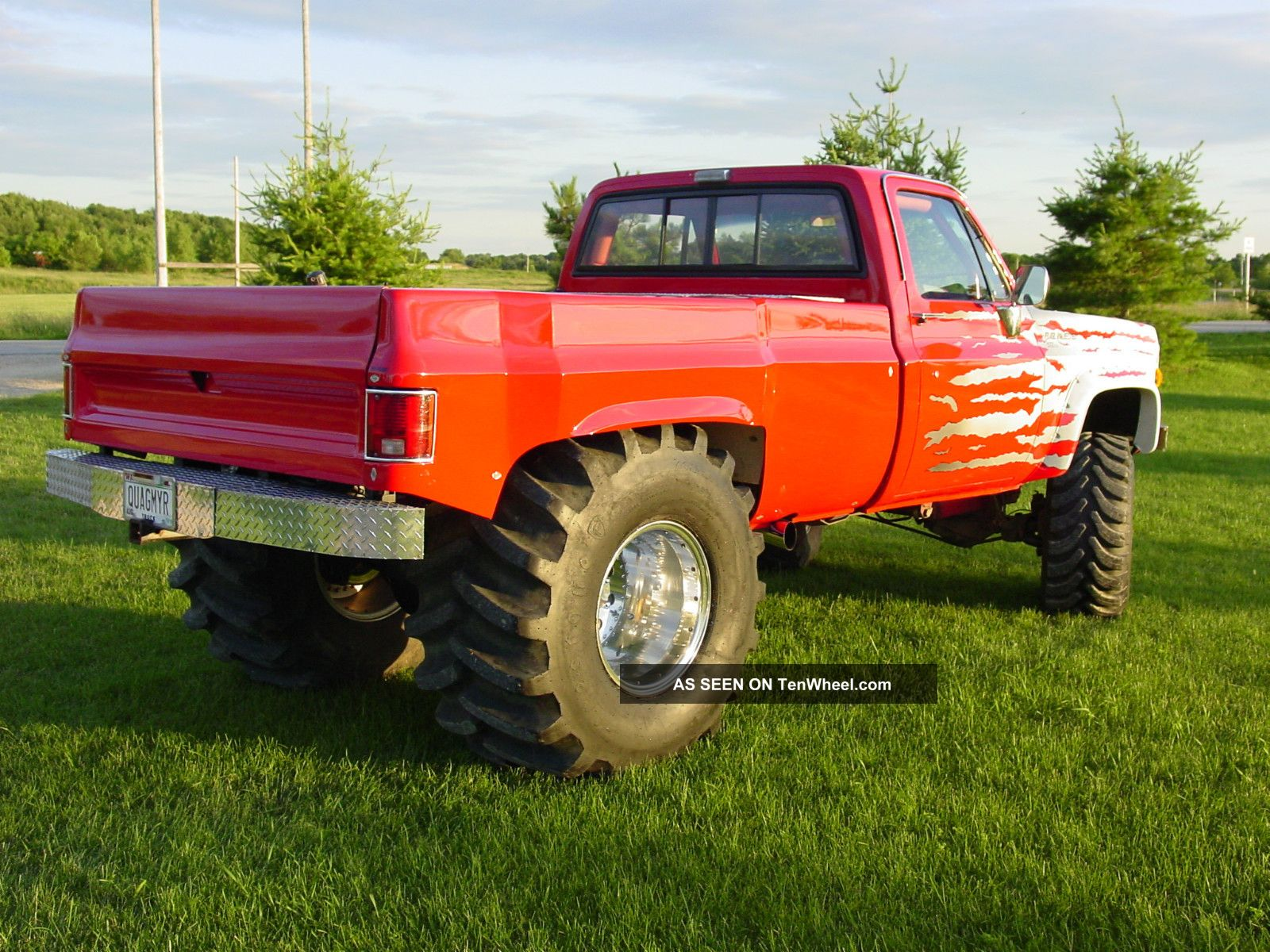 1979 Chevy Mud Truck