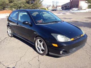 2002 Ford Focus Svt Hatchback 3 - Door 2.  0l Rare,  Special Edition photo