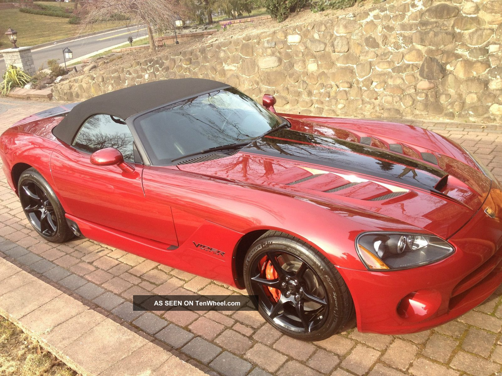 2008 Dodge Viper Srt Viper photo