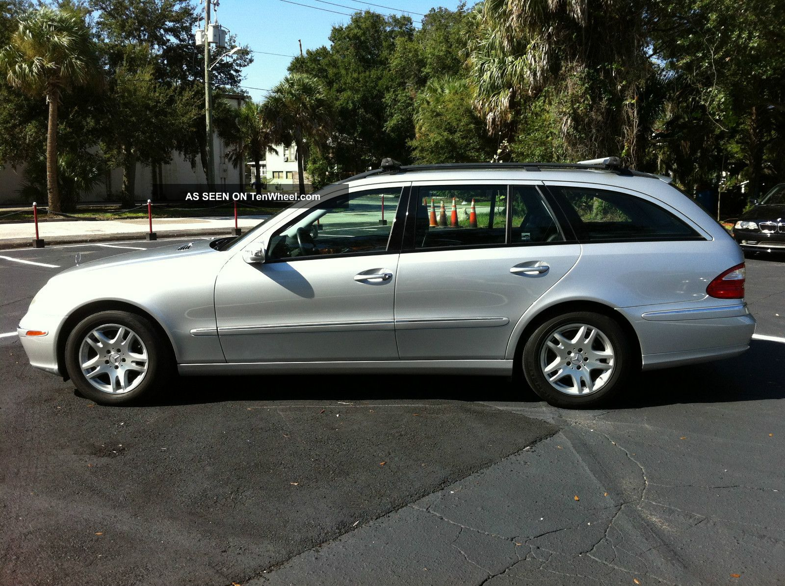 2004 mercedes benz e320 base wagon 4 door 3 2l