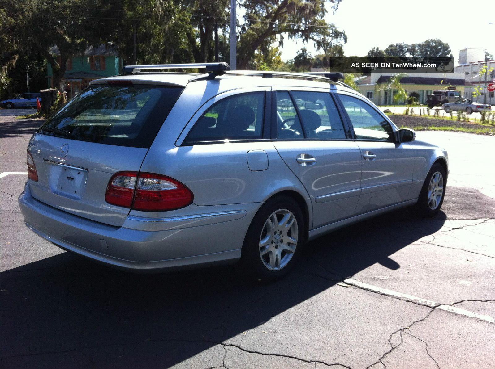 2004 mercedes benz e320 base wagon 4 door 3 2l for Mercedes benz e320 wagon