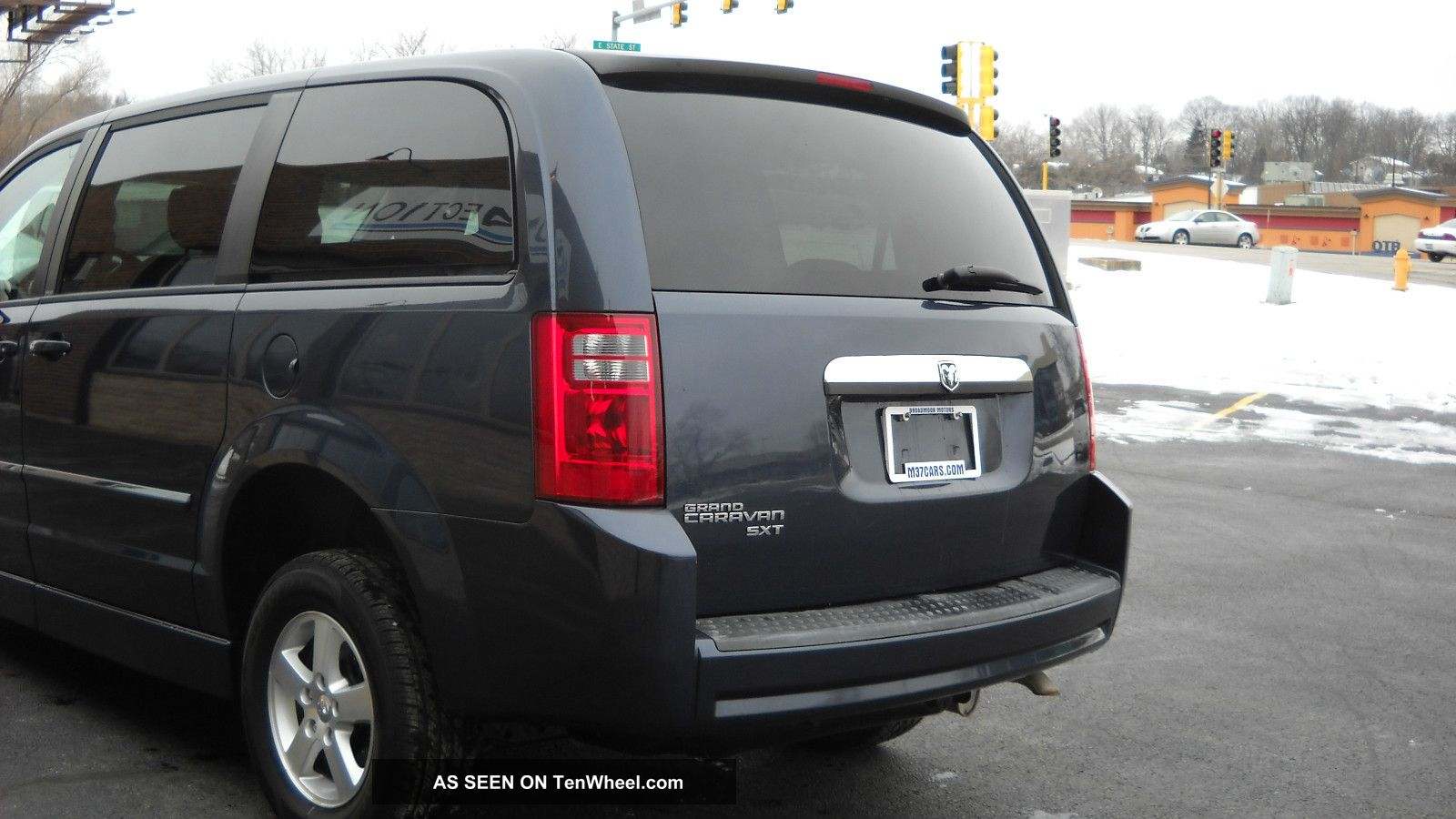 2008 dodge grand caravan sxt wheelchair van grand caravan photo 5. Cars Review. Best American Auto & Cars Review