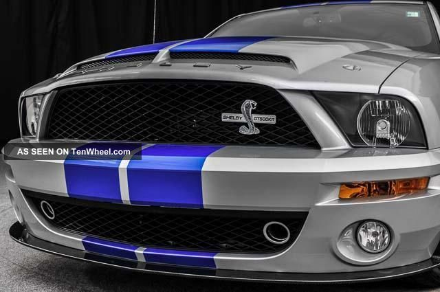shelby gt500kr king - photo #28