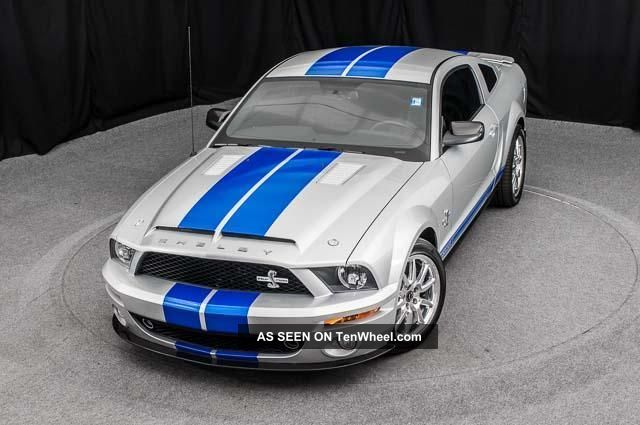 2009 Ford Mustang Shelby Gt500kr King Of The Road