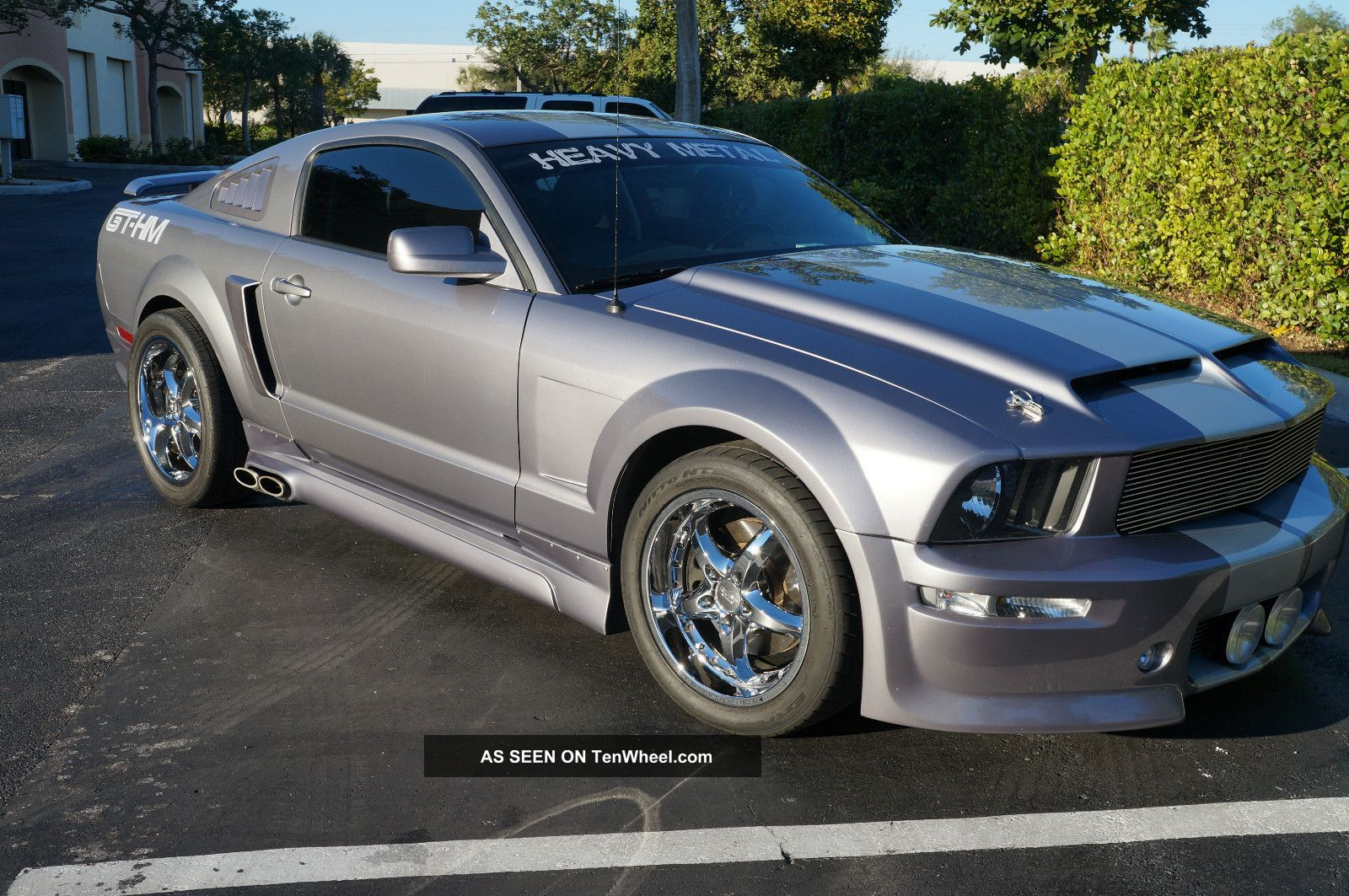 2006 Mustang Gt Gray With Lots Of Upgrades