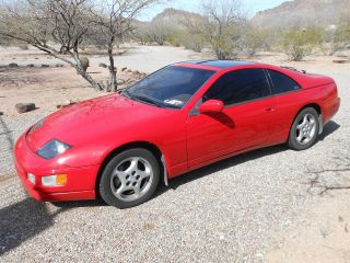 1990 Nissan 300zx 2+2 Coupe 2 - Door 3.  0l photo