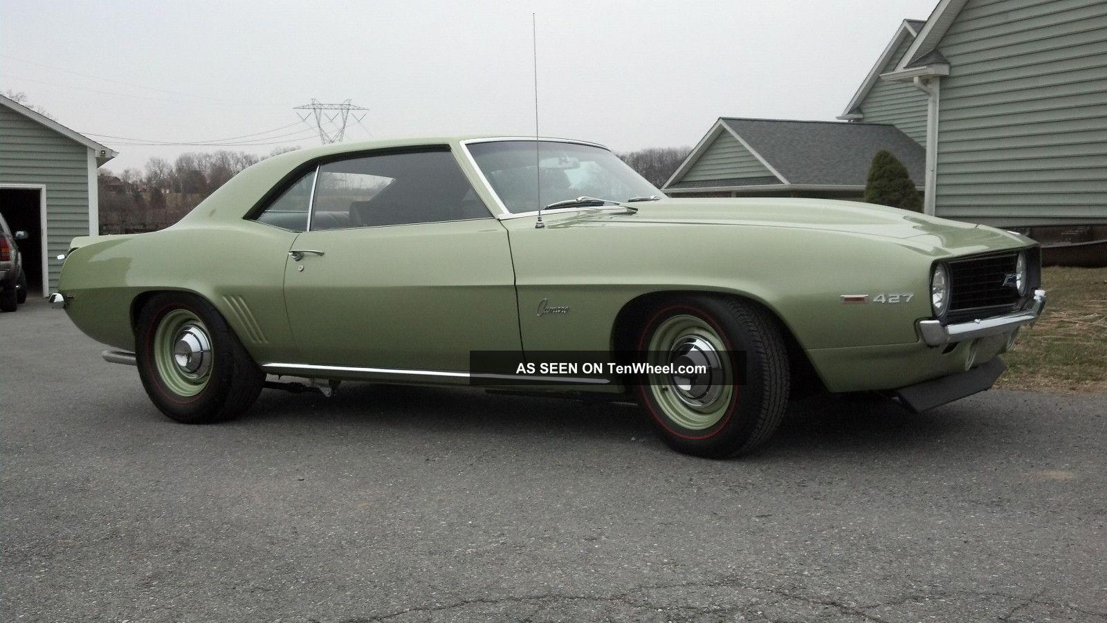 1969 Copo Camero Replica 427 L88