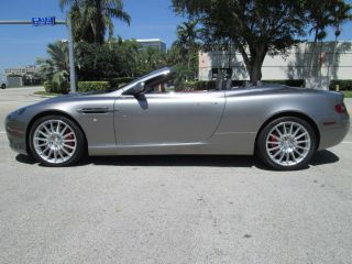 2007 Aston Martin Db9 Volante Convertible 2 - Door 6.  0l photo