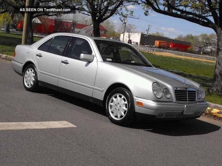 1998 mercedes benz e300 base sedan 4 door 3 0l for 1998 mercedes benz e300